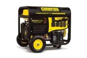Champion 7500 Watt Electric Start Portable Generator