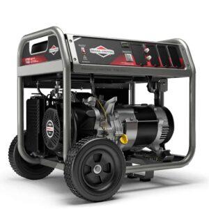The Briggs and Stratton 5750 Watt Portable Generator