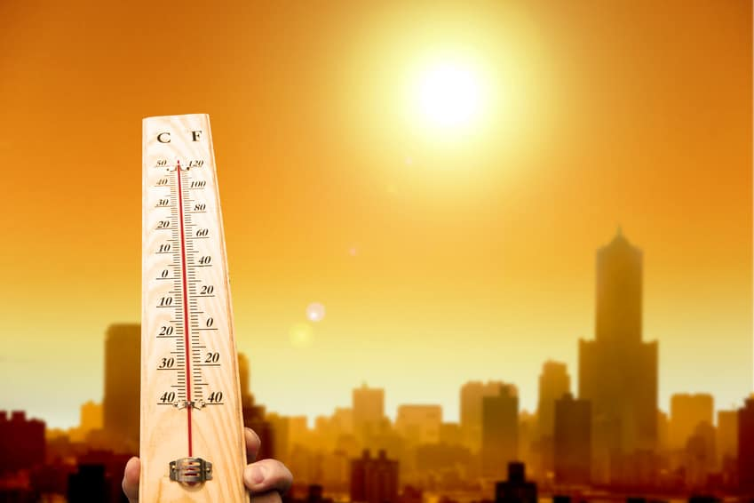 Dangerous Southwest Heat Wave – Power Outages Make Life Miserable