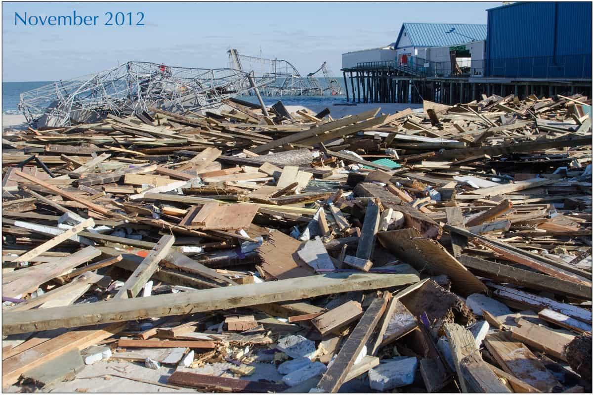 Remembering Hurricane Sandy – 5 Years After the Superstorm