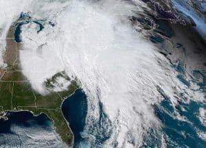 "Coastal Storm ""Franken Philippe"""
