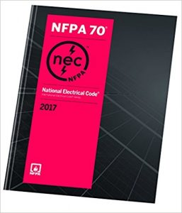 The National Electrical Code 2017 Edition