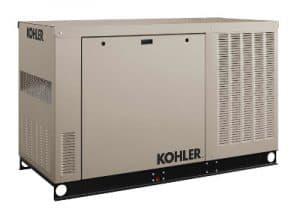 Kohler Liquid Cooled Standby Generator