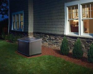 Briggs and Stratton Home Backup Generator
