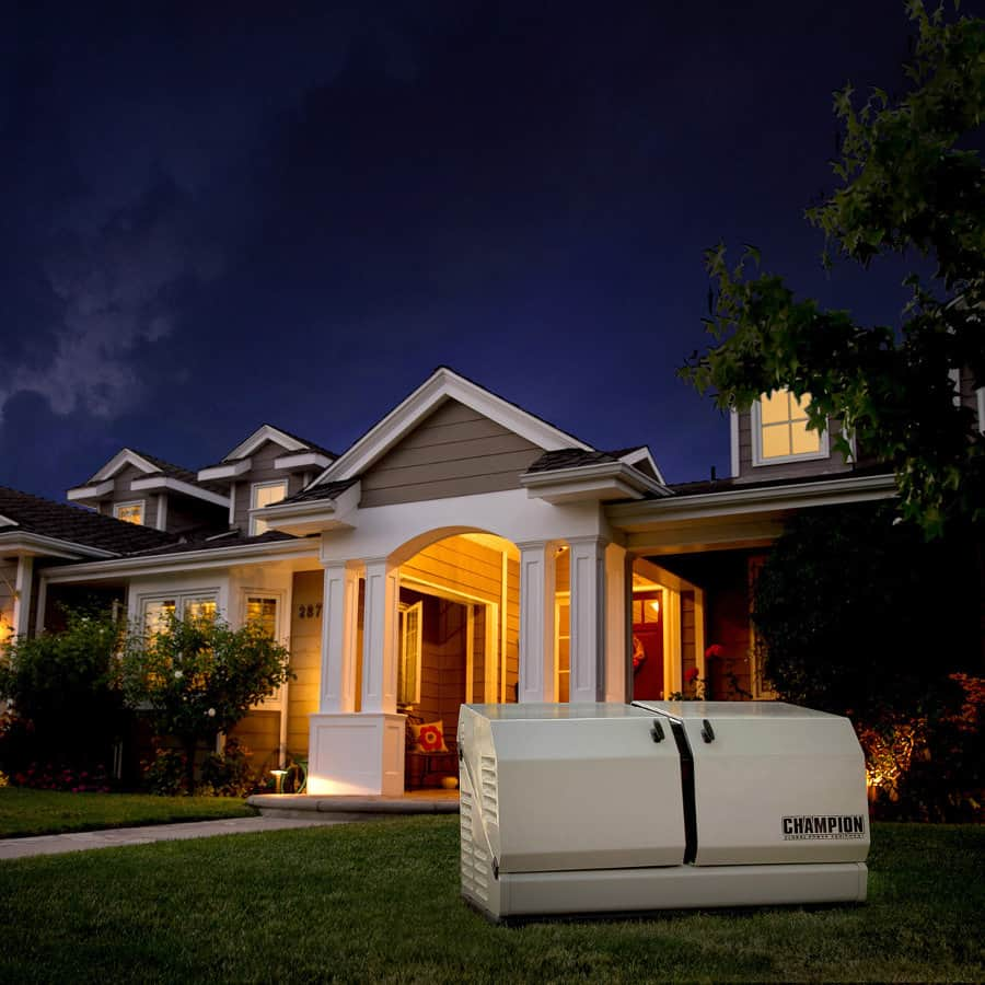 Consumer Reports Generators Ranks Champion Standby a Best Buy
