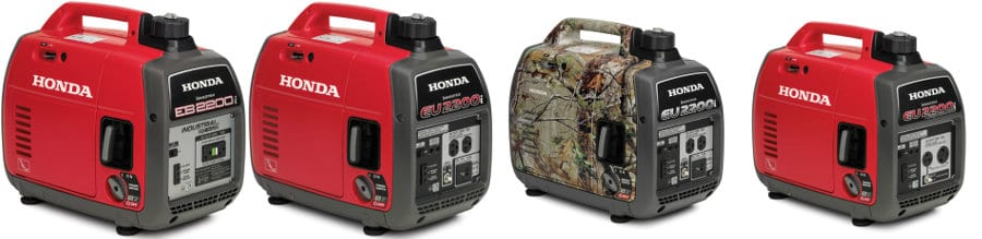 Fire-Hazard: Honda Recalls Portable Inverter Generators