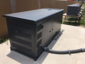 Briggs and Stratton Liquid Cooled Commercial Standby Generator