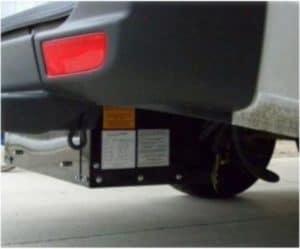 A 3000-Watt CK-3SV2 installed beneath a Mercedes Sprinter Van