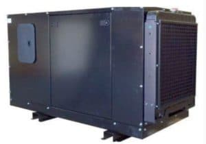 Cummins 40-Kilowatt CK-40KSI-2 Diesel Commercial Mobile Generator