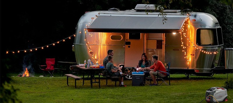 Portable RV Generators: More Power—Fuel Efficient—Less Noise