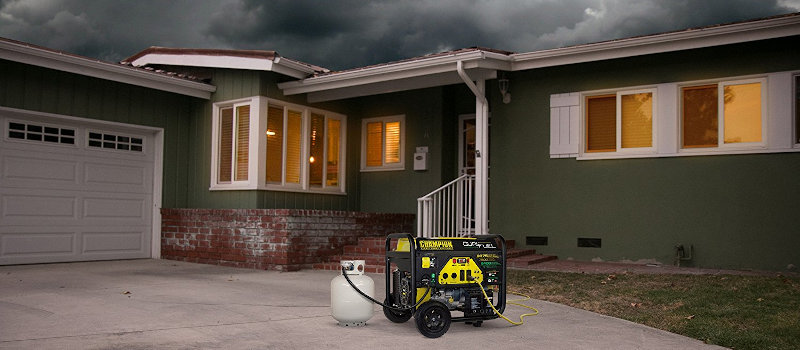 Portable Generator Placement for Safety