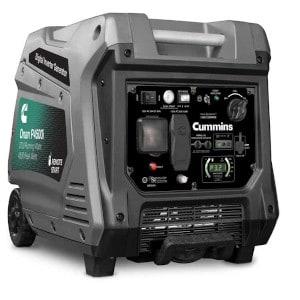 Cummins Onan P4500 i Inverter Generator Ranks as the most popular Portable RV Generator Available today.