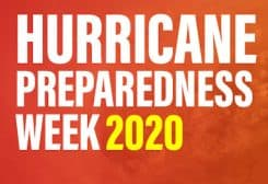 Hurricane Preparedness Week 2020