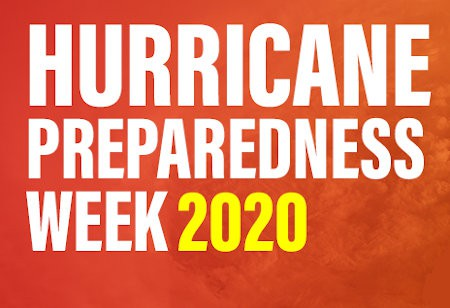 Hurricane Preparedness Week 2020 at Norwall
