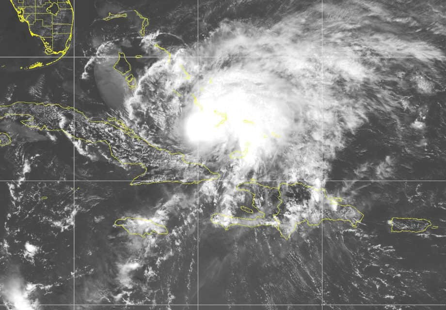 Hurricane Isaias Takes Aim on East Coast–Florida–Bahamas