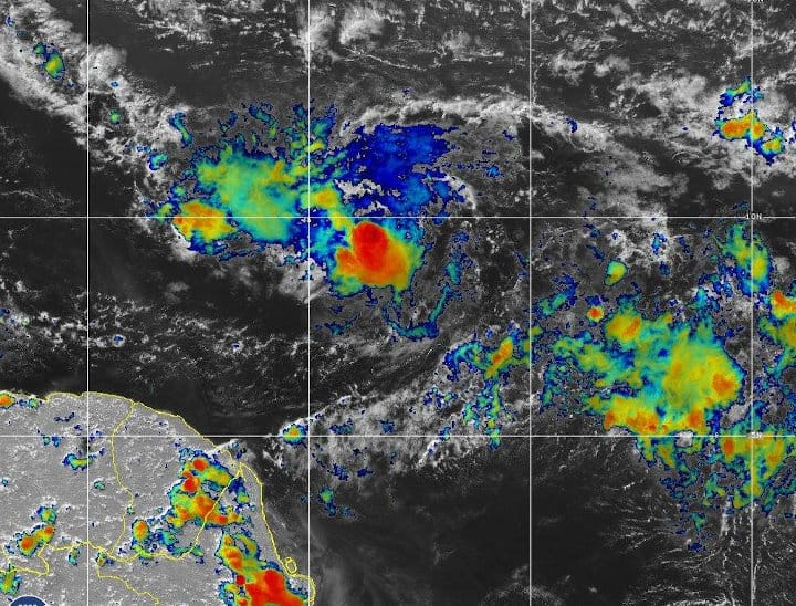 Gonzalo Aims for Windward Islands and Caribbean Sea