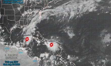 Hurricanes Laura and Marco Aim for Gulf Coast