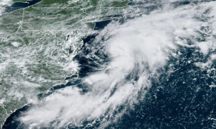 Tropical Storm Kyle
