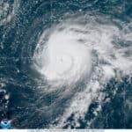 Major Hurricane Teddy