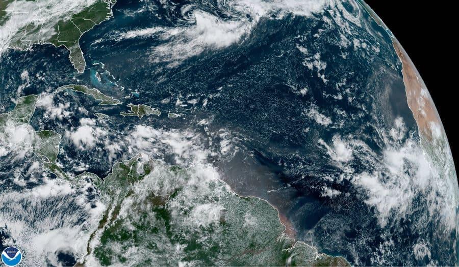 Tropical Storm Omar