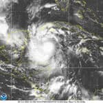 Hurricane Delta Takes Aim on Gulf Coast