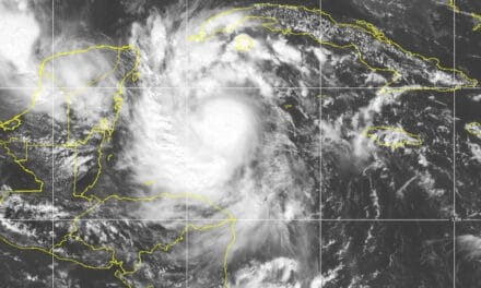 Hurricane Delta Takes Aim on Gulf Coast
