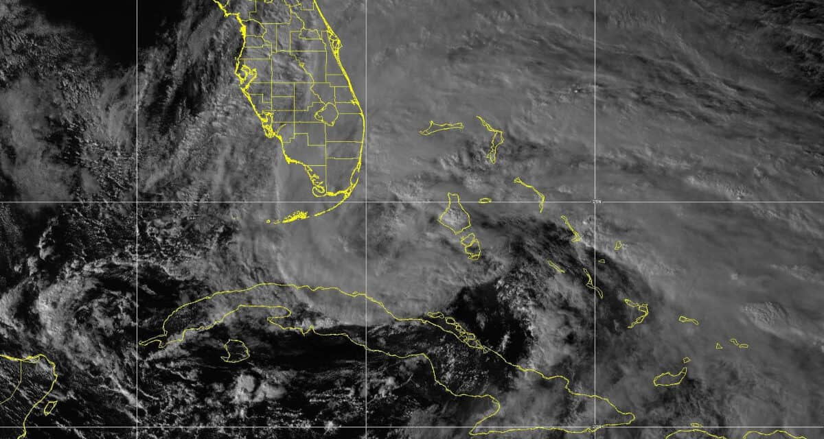 Hurricane Eta Takes Aim on Florida Keys and Florida Gulf Coast