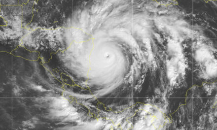 Major Hurricane Iota Heading for Nicaragua