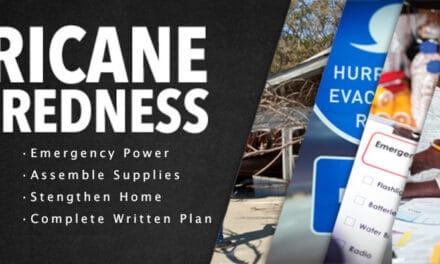 Hurricane Preparedness Week 2020 at Norwall