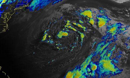Tropical Storm Ana Kicks off hurricane season 8 days early