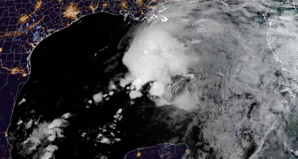 Tropical Storm Claudette Batters Gulf Coast—Southeast States