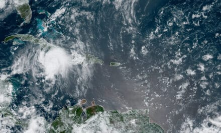 Hurricane Elsa Tracks into Caribbean—Aims for Florida