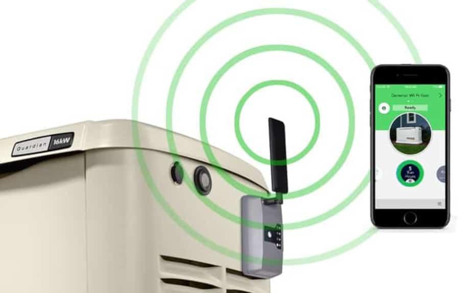 Generac Mobile Link App Simplifies Standby Generator Remote Monitoring