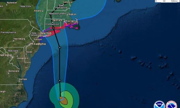 Tropical Storm Henri Next Hurricane to Threaten U.S.