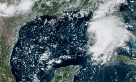 Tropical Storm Fred Takes Aim on Florida Panhandle
