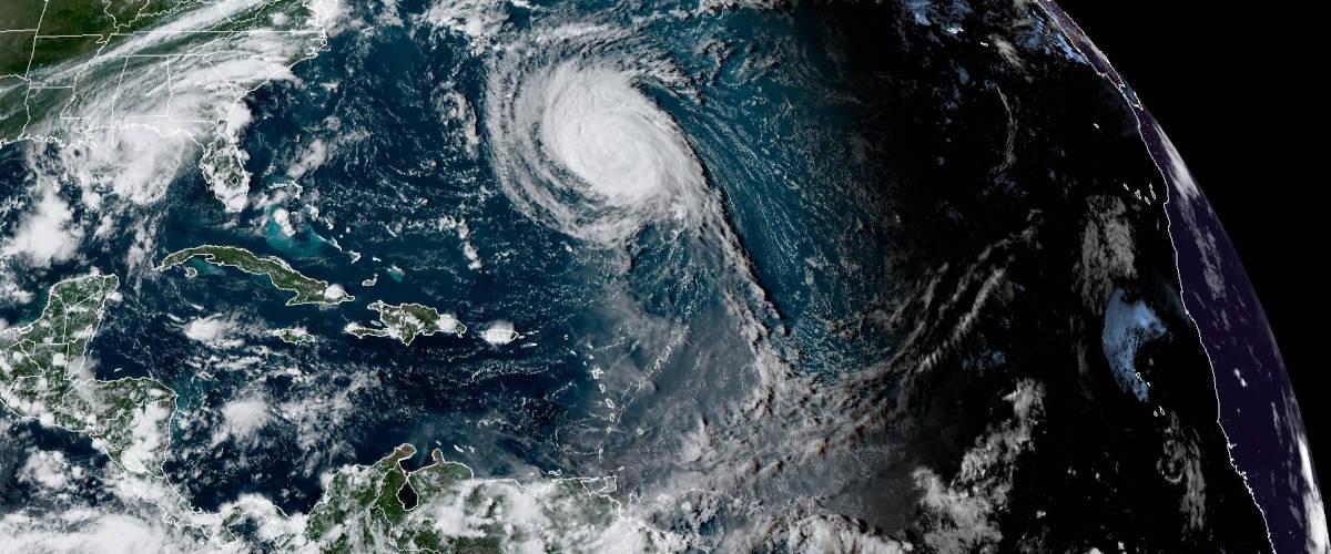 Hurricane Larry Threatens Bermuda—Newfoundland