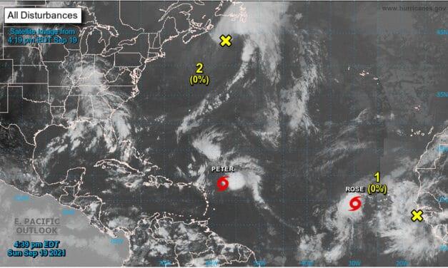Tropical Storm Rose